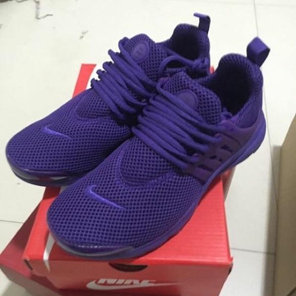 pretty nice 52770 9b00a Purple Nike Presto